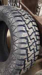 NEW RUGGED TERRAIN TIRES!! 33X12.50R18 - FREE INSTALL!!