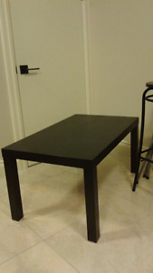 Ikea bar stool and coffee table. Discount if you take both
