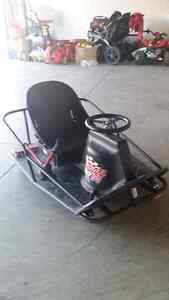 Crazy kart xl electric gocart London Ontario image 1