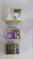 362 Amazing Condition Stage 2,1 and Basic Pokemon Cards for sale