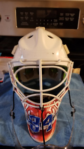 Bauer NME7 Senior Goalie Mask(Upgraded)