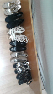 Free high heel shoes size 8