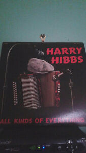 Harry hibbs record all kinds of everything
