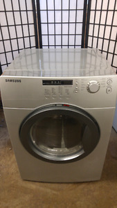 TOP of the LINE FRONT LOAD HEAVY Duty Samsung DRYER, MINT!