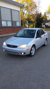 2005 FORD FOCUS ZX4 AUTOMATIC INSPECTION OCT 2018