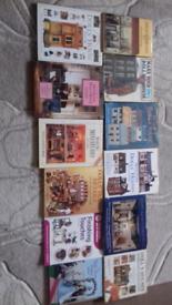 Dolls house books