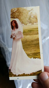 Selling Beautiful Vintage Wedding Dress - $450 (or best offer)