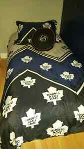 Douillette hockey des Maple Leaf
