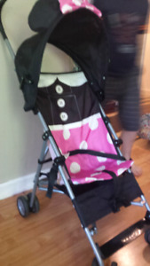 Minnie mouse stroller never used