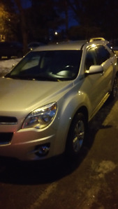 2012 Chevrolet Equinox 2LT with remote start & service record