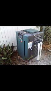 Pool heater repair and installation