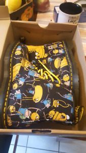 Brand new Adventure Time Dr Martens