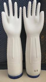 Vintage Glove Mould x 2