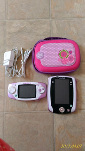 Leapfrog Leap pad  & Leapster GS Explorer game system