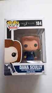 X-Files Dana Scully POP Vinyl figure with box St. John's Newfoundland image 1