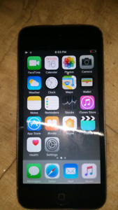 Trade ipod 6 for iphone