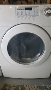 Samsung Silvercare electric dryer