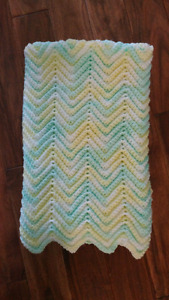 Awesome brand new handmade baby blankets