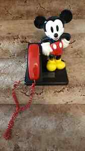 Mickey Mouse Corded Phone