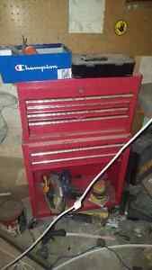 Tool box for sale.