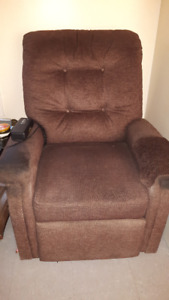 Pride mobility lift recliner