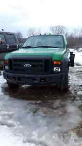 PARTING OUT INDIVIDUAL PARTS 2008 FORD F-450  6.4L DIESEL  STD