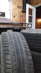 Michelin ltx m/s2 265/65R17