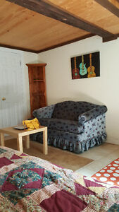 Large, bright main floor furnished room available now Cambridge Kitchener Area image 1