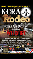 Rosthern Town & Country Fair- KCRA Rodeo