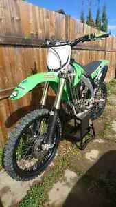 For sale 2008 kx450f
