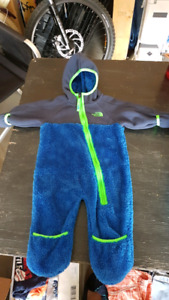 Northface Snowsuit