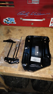 Dodge A body Battery tray and mounting kit