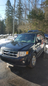 2008 ford escape AWD for parts only