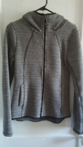 Bench Knit Zip Up