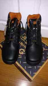 J B  Goodhue work boots new in box  size 12