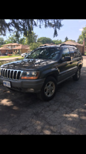 Amazing ..2000 Jeep Grand Cherokee Laredo... $2100 obo