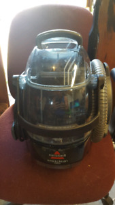 Bissell spot clean pro wet vac