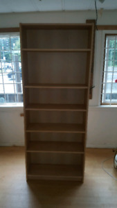 6.7 ft. Book shelf for sale