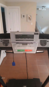 Tapis roulant Nordictrack a vendre. 300$