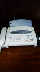 Brother faxmachine 560