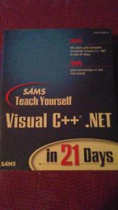 Visual C++ .NET in 21 Days