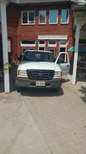 Ford Ranger 04 good condition!!!