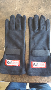 RJS race gloves. Single layer Large $50