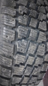 4 winter tires in perfect shape