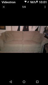 Couch fauteuil 80$