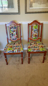 New Marvel Comic Chairs London Ontario image 2