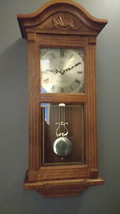 Westminster whittington chime clock