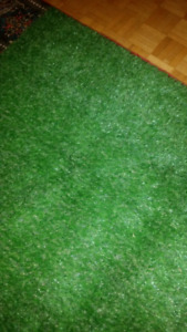 Small patch of turf artificial grass 20$