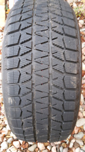 BLIZZAX WINTER TIRES LIKE NEW 235 /50 R /18