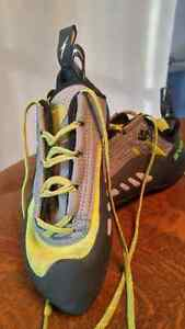 Climbing shoes - never used before! Kitchener / Waterloo Kitchener Area image 2